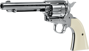 Револьвер пневматический COLT SINGLE ACTION ARMY 45, CHROME